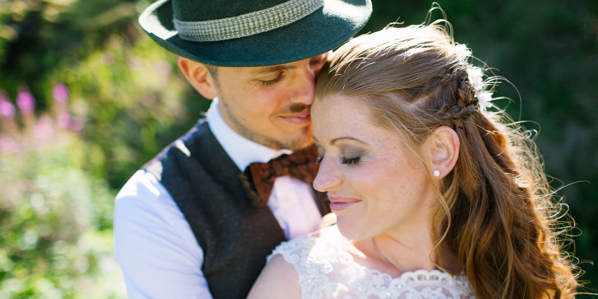 Wedding Photo Landing Page Image for Hampus Oberg Photography